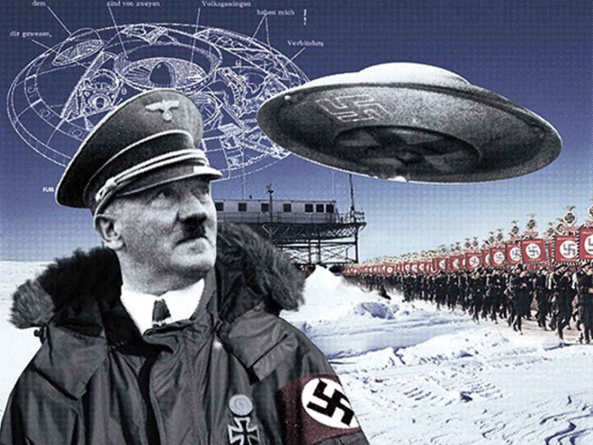 El misterio de los OVNI construidos por los nazis - Diario la tercera
