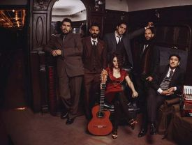 Raskoski Hot Club presenta su segundo disco