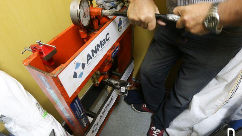 Lanús: continúa el plan de desarme para reducir el circulante de armas en la calle